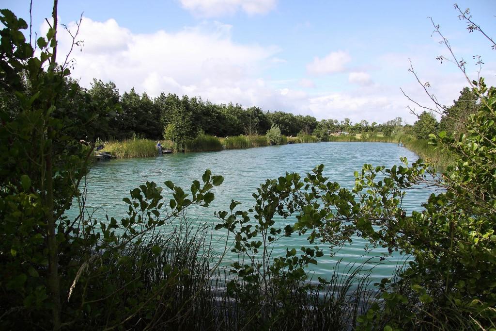 Damson & Victoria lakes